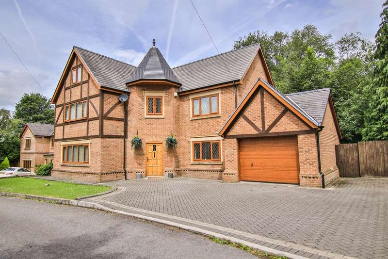6 Bedrooms Detached House for sale in Llys Y Nant, Glais, Swansea