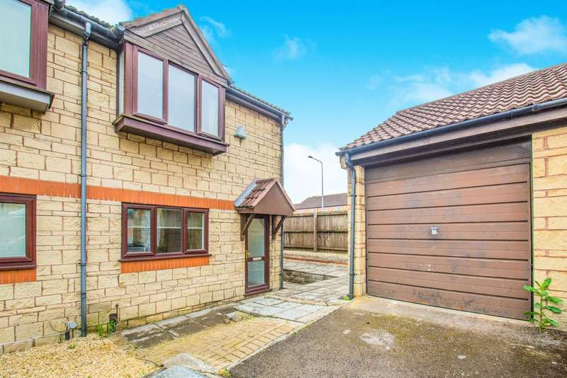 2 Bedrooms Semi Detached House for sale in Cresswell Close, St. Mellons, Cardiff
