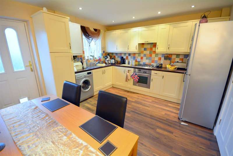 4 Bedrooms Terraced House for sale in Percy Street, Bishop Auckland, DL14 6BQ