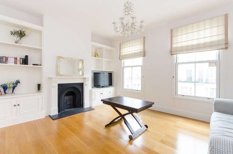 3 Bedrooms Maisonette Flat for sale in Edith Grove, Chelsea, SW10
