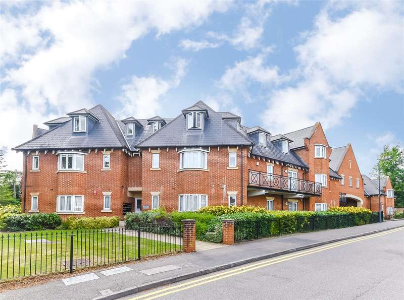 2 Bedrooms Flat for sale in Windsor House, Pynnacles Close, Stanmore, HA7