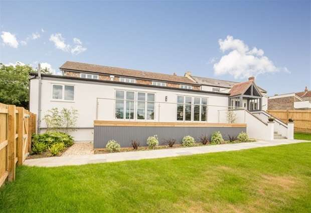 5 Bedrooms Semi Detached House for sale in Nettlebridge