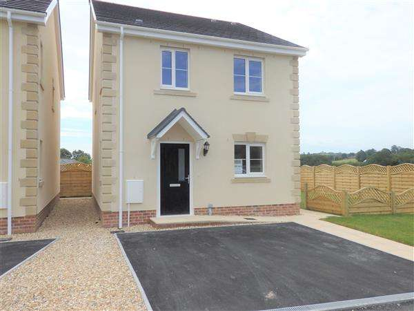 3 Bedrooms Detached House for sale in The Paxton, The Oaklands, Carmarthen Road, CROSS HANDS, Llanelli