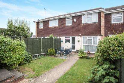3 Bedrooms Terraced House for sale in Verulam Gardens, Luton, Bedfordshire, Bramingham