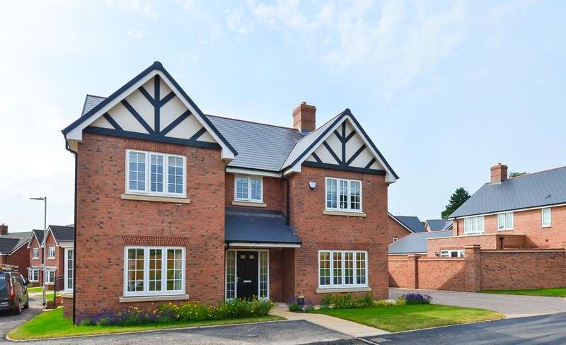 5 Bedrooms Detached House for sale in Butterwick Close, Barnt Green