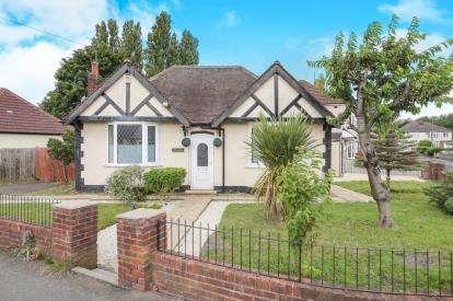 2 Bedrooms Bungalow for sale in Hadley Road, Bilston, Wolverhampton, West Midlands
