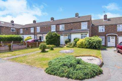 2 Bedrooms End Of Terrace House for sale in Harlow, Essex, .