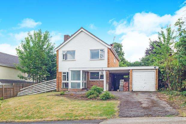 4 Bedrooms Detached House for sale in Esher, Surrey, .