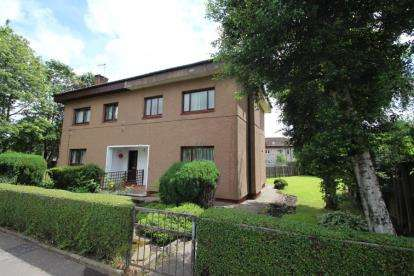 3 Bedrooms Semi Detached House for sale in Peat Road, POLLOK, Glasgow