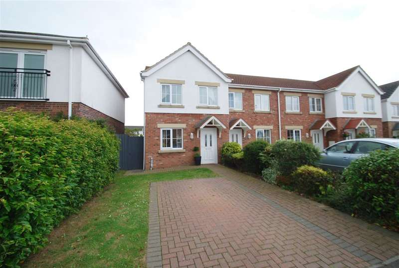 2 Bedrooms End Of Terrace House for sale in Harrow Road, Skegness