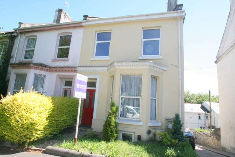 2 Bedrooms Flat for sale in Stuart Road, Pennycomequick, Plymouth