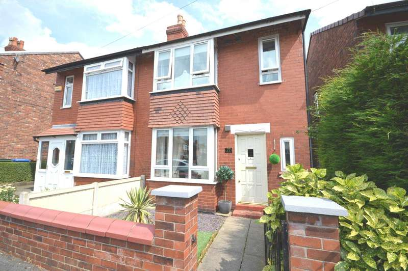 2 Bedrooms Semi Detached House for sale in Naples Road, Edgeley