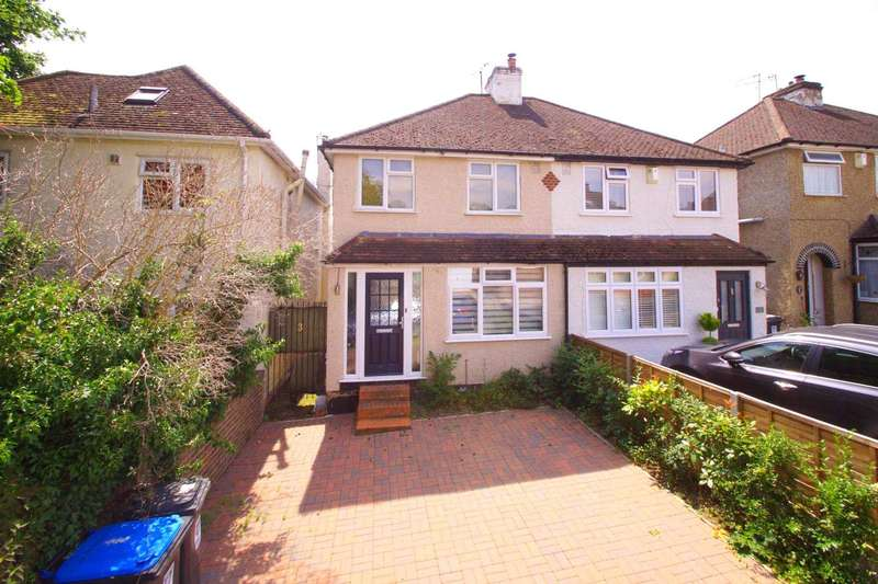 2 Bedrooms Semi Detached House for sale in Melsted Road, Hemel Hempstead