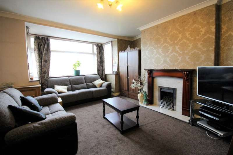 5 Bedrooms End Of Terrace House for sale in Werneth Hall Road, Oldham