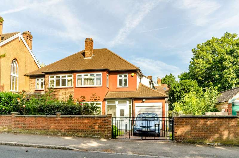 3 Bedrooms House for sale in Auckland Road, Crystal Palace, SE19