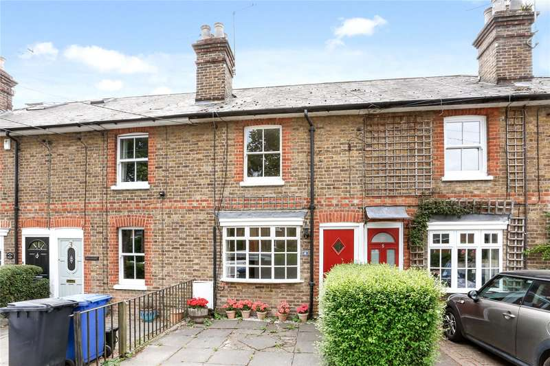 2 Bedrooms Terraced House for sale in Hamfield Cottages, Lower Road, Cookham, Maidenhead, SL6