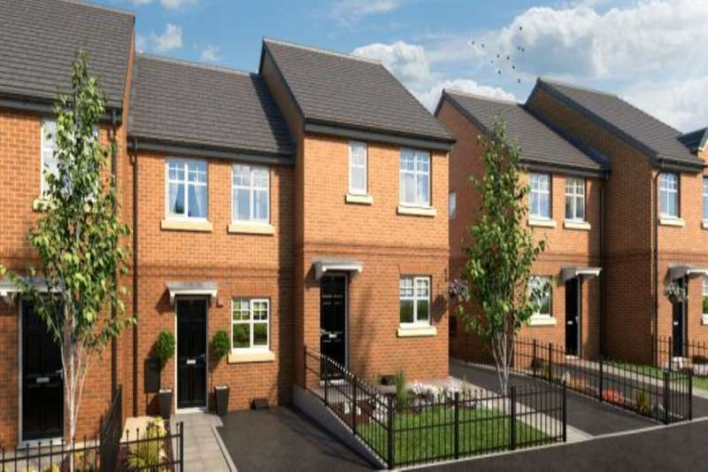 3 Bedrooms Property for sale in The Kendal Gibfield Park Avenue, Atherton, Manchester, M46