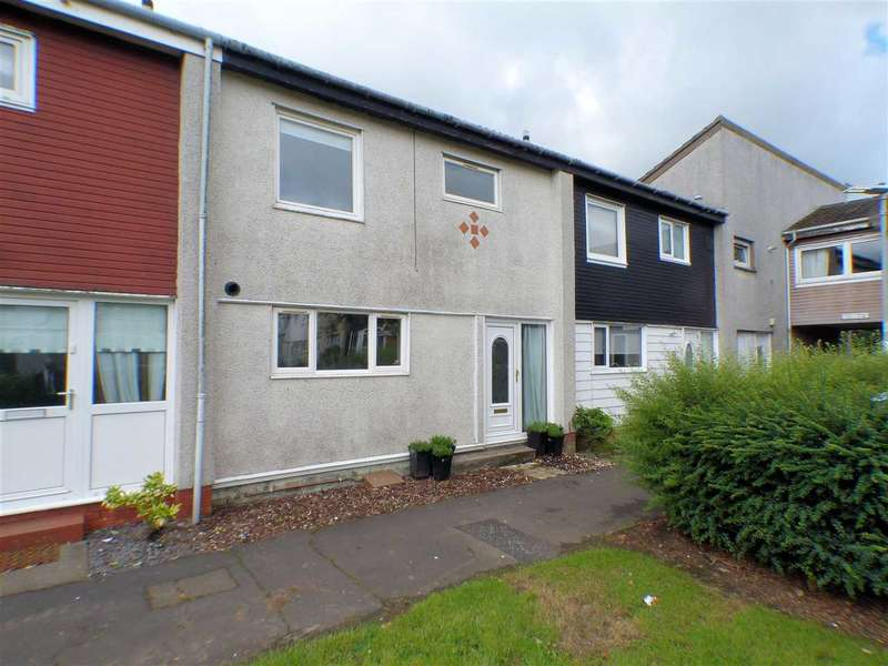 3 Bedrooms Terraced House for sale in Maple Terrace, Greenhills, EAST KILBRIDE