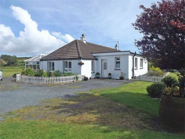 3 Bedrooms Cottage House for sale in Portpatrick, Stranraer, Dumfries and Galloway