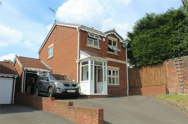 3 Bedrooms Detached House for sale in Cinder Road, Dudley, West Midlands