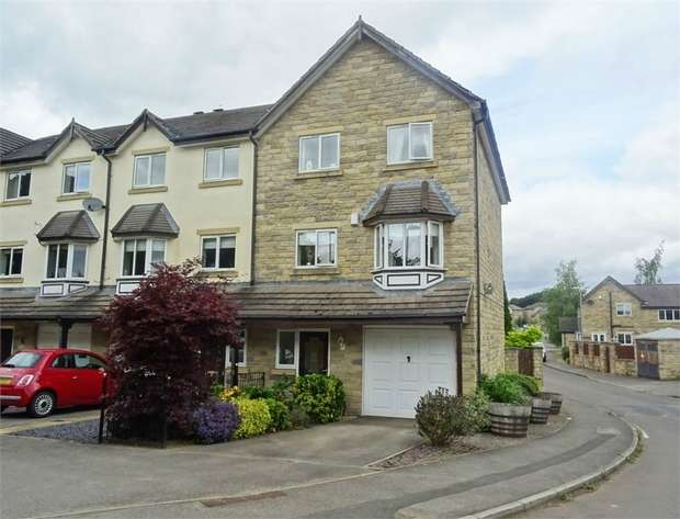 5 Bedrooms End Of Terrace House for sale in Bromley Bank, Denby Dale, Huddersfield, West Yorkshire
