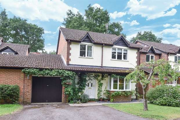 4 Bedrooms Detached House for sale in The Junipers, WOKINGHAM, Berkshire