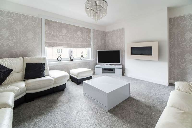2 Bedrooms Flat for sale in Gilmerton Dykes Crescent, Edinburgh, EH17