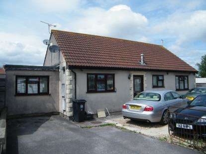 2 Bedrooms Bungalow for sale in Alderney Avenue, Broomhill, Brislington, Bristol