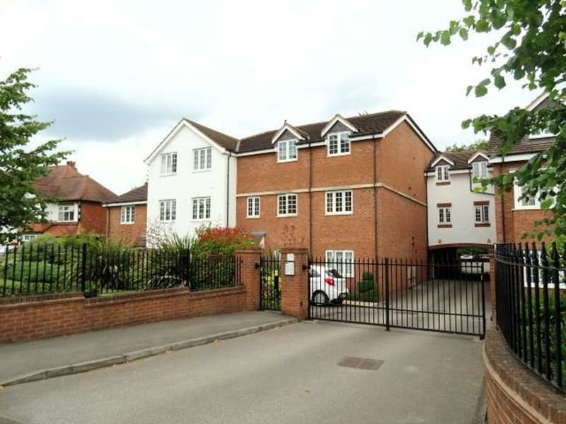2 Bedrooms Flat for sale in Warwick Road, Solihull
