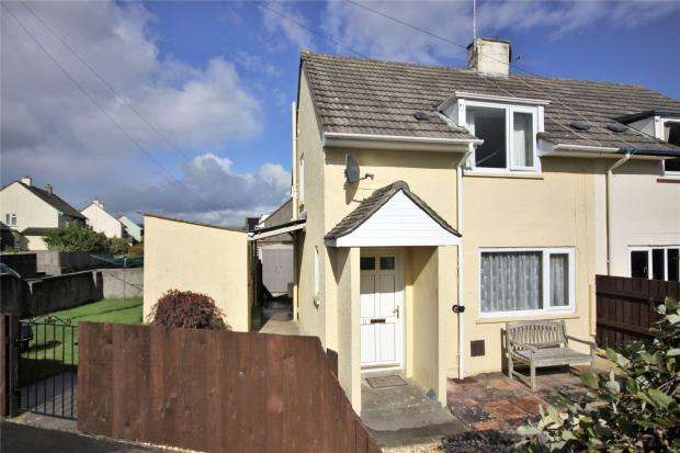 2 Bedrooms Semi Detached House for sale in Tweenaways, Buckfastleigh, Devon