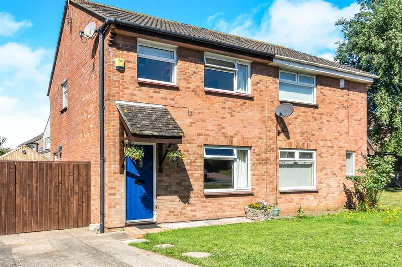 3 Bedrooms Semi Detached House for sale in Conybeare Road, Sully