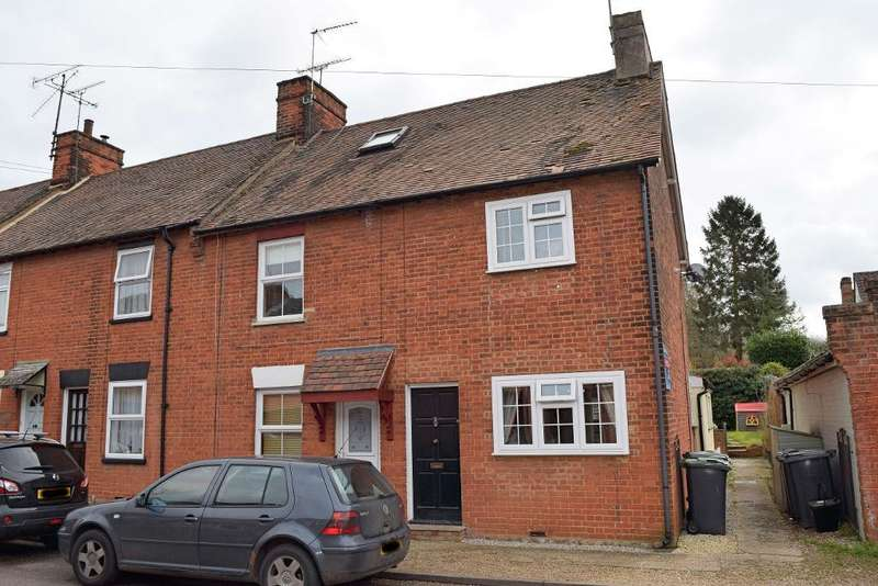 2 Bedrooms End Of Terrace House for sale in West Road, Stansted, CM24 8NG