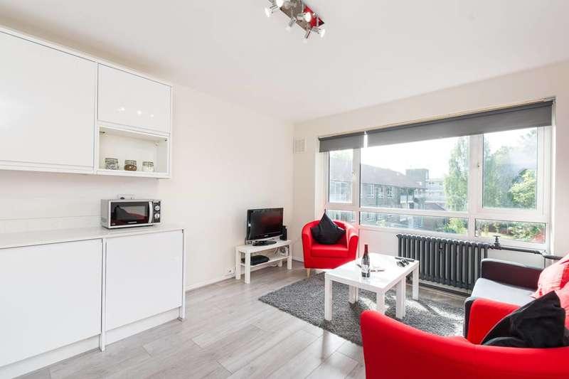 2 Bedrooms Flat for sale in Cremorne Estate, Chelsea, SW10