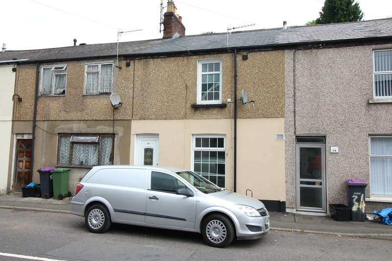 3 Bedrooms Terraced House for sale in Freeholdland Road, Pontnewynydd, PONTYPOOL, NP4