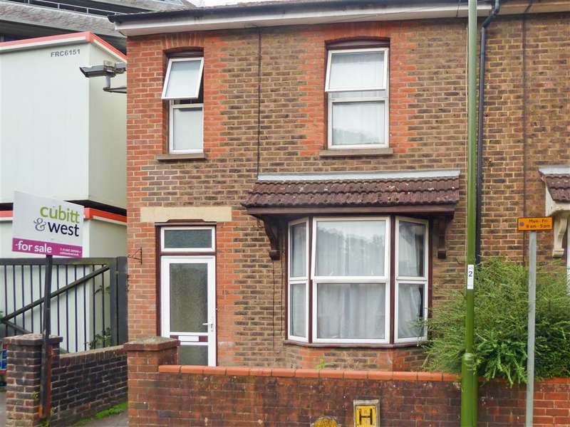 2 Bedrooms Semi Detached House for sale in Madeira Avenue, Horsham, West Sussex