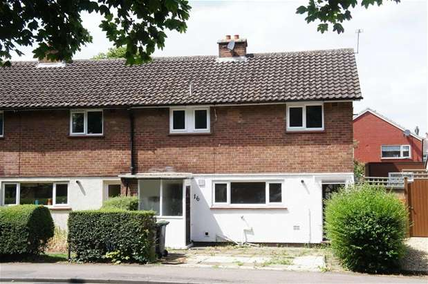3 Bedrooms Semi Detached House for sale in Church Lane, Bedford