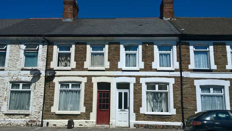 3 Bedrooms Terraced House for sale in Treharris Street, Cardiff