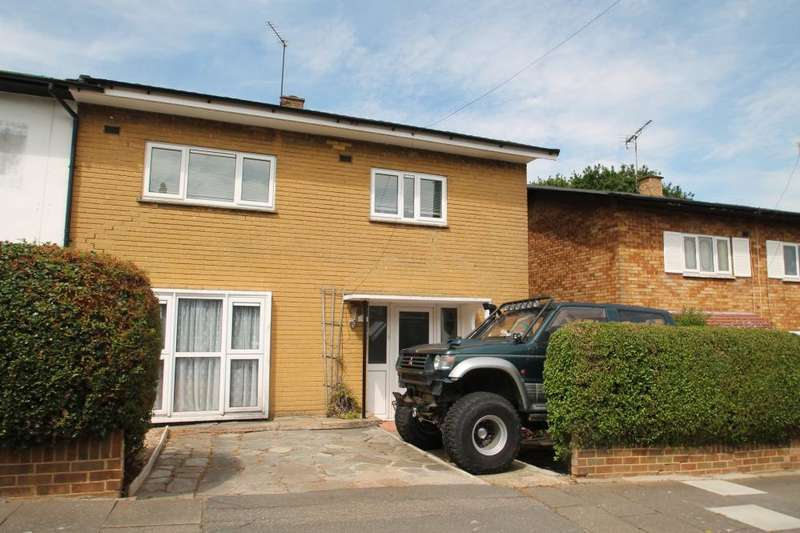 3 Bedrooms End Of Terrace House for sale in TUDOR CRESCENT, HAINAULT