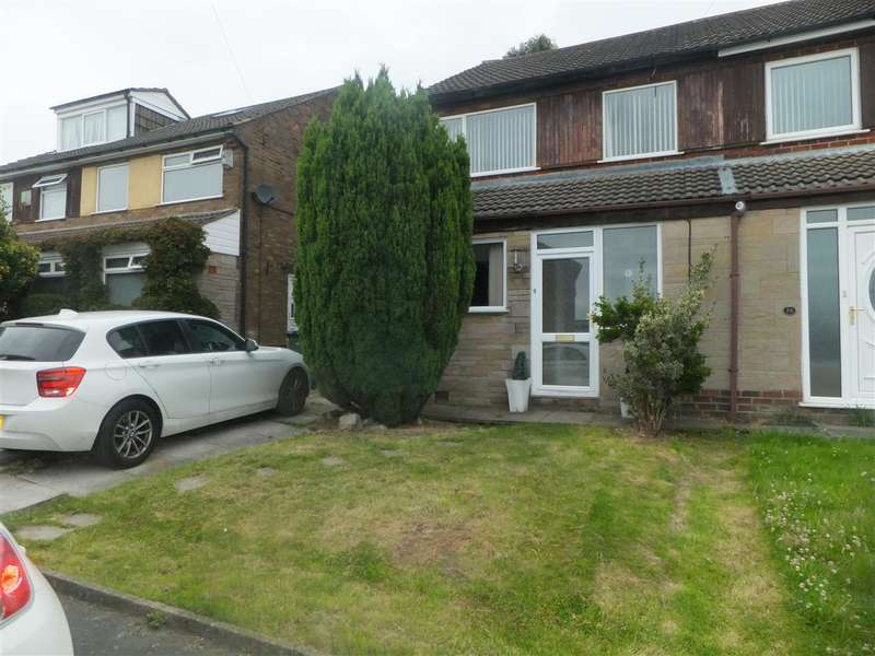 3 Bedrooms Semi Detached House for sale in Lindrick Close, Rainhill, Prescot