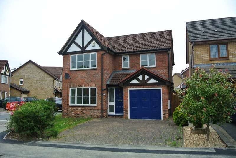 4 Bedrooms Detached House for sale in St. Margarets Road, Evesham