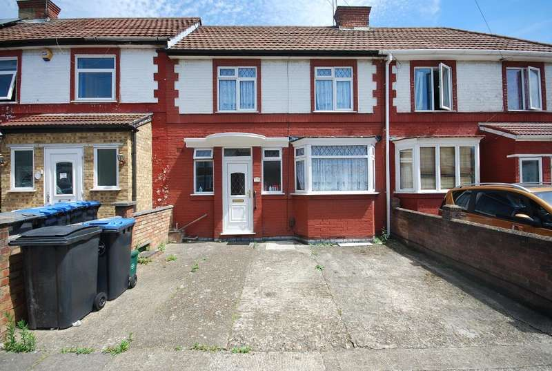 3 Bedrooms Terraced House for sale in NORWOOD AVENUE, WEMBLEY, MIDDLESEX, HA0 1LY