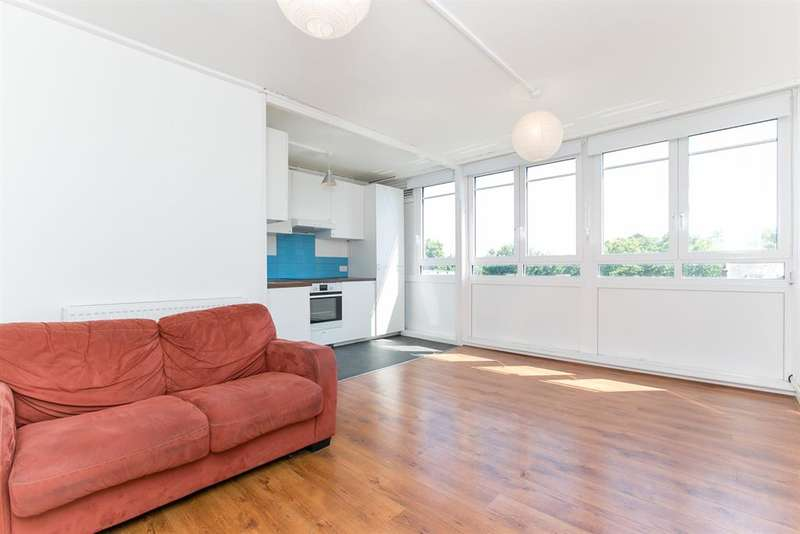 1 Bedroom Flat for sale in Mistral House, Camberwell, London, SE5 7DR