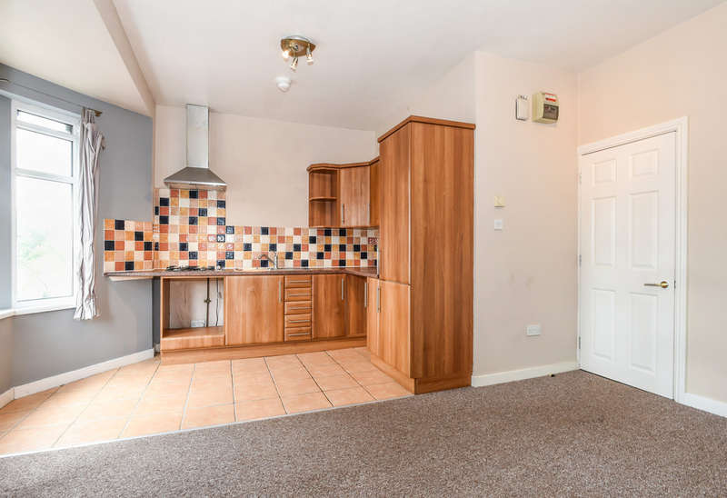 1 Bedroom Flat for sale in Neville Place, CARDIFF