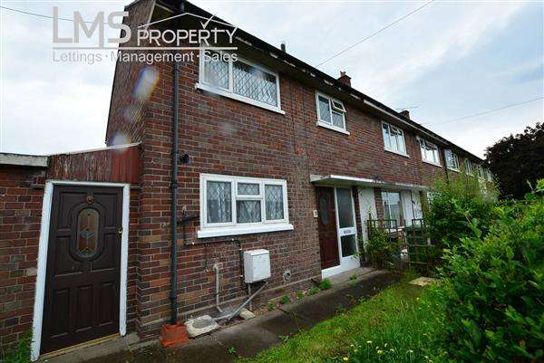 3 Bedrooms Terraced House for sale in Brindley Avenue, Winsford