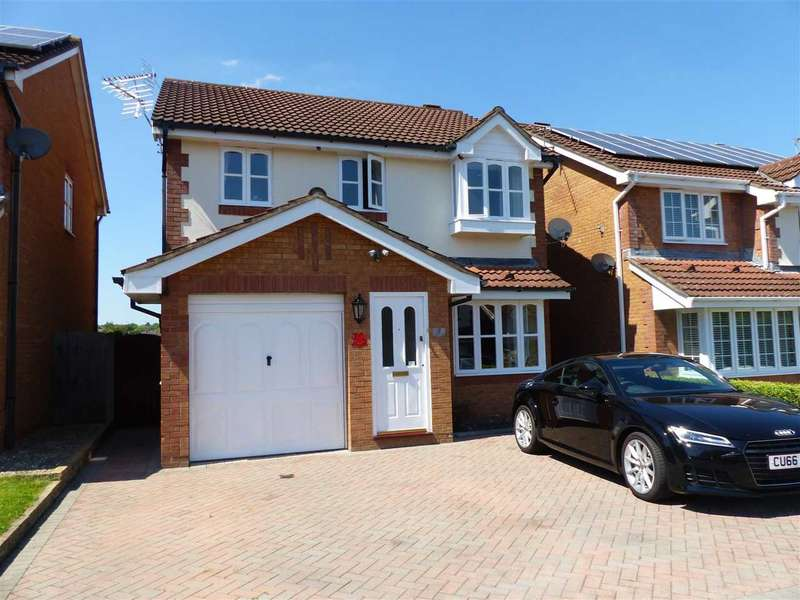 4 Bedrooms Detached House for sale in Phoenix Drive, Thornwell, Chepstow
