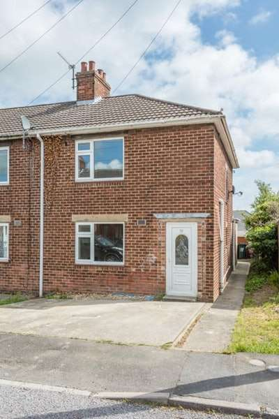 3 Bedrooms End Of Terrace House for sale in Mount Pleasant Avenue, Louth, Lincolnshire, LN11