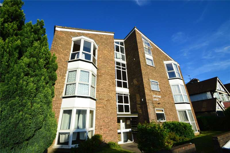 2 Bedrooms Apartment Flat for sale in Catherine Lodge, 43 Stafford Road, Croydon