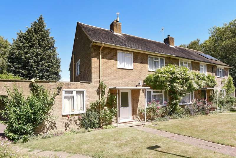 3 Bedrooms Semi Detached House for sale in Clifton Drive, Abingdon, OX14