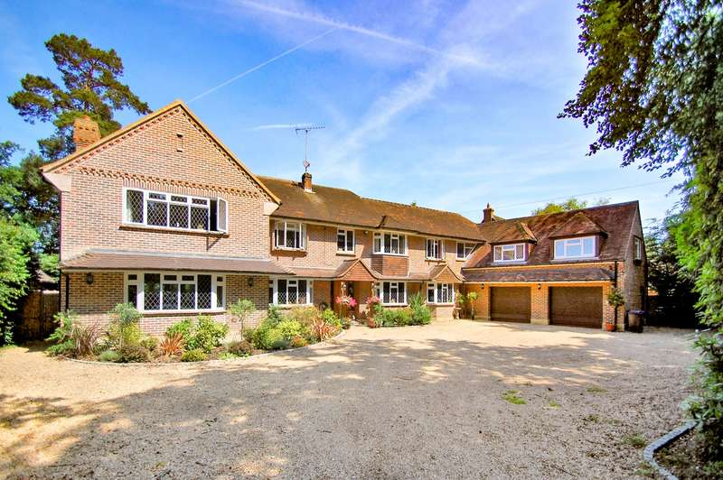 7 Bedrooms Detached House for sale in Templewood Lane, Farnham Common, SL2