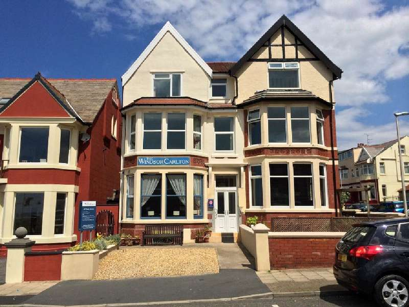 Hotel Commercial for sale in Warley Road, Blackpool, FY1 2JU